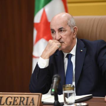 Tebboune: «Los saharauis que nacieron como refugiados en territorio argelino y ahora tienen 40 años, no aceptarán morir en dicha condición, aunque Argelia les acogerá siempre en su territorio»