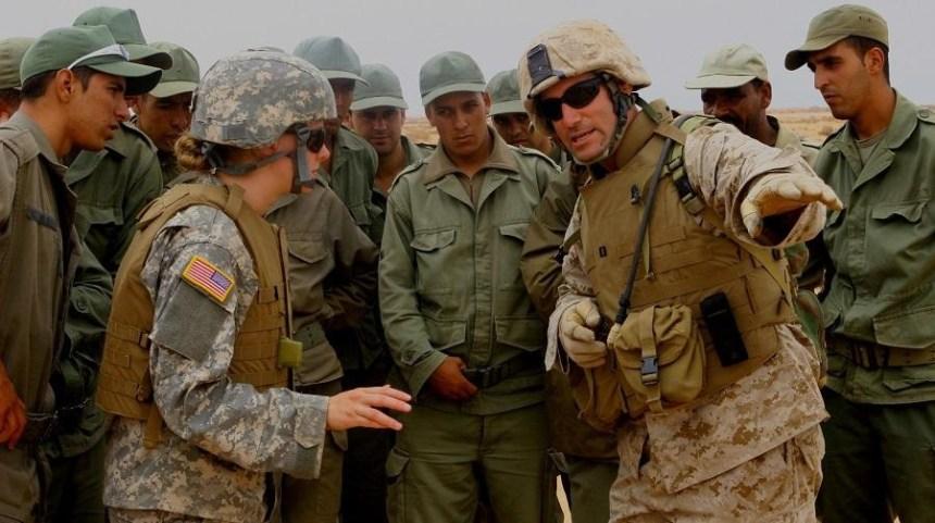 Manœuvre militaire maroco-américaine près de Tindouf : le grand bluff de Rabat – Algérie Patriotique