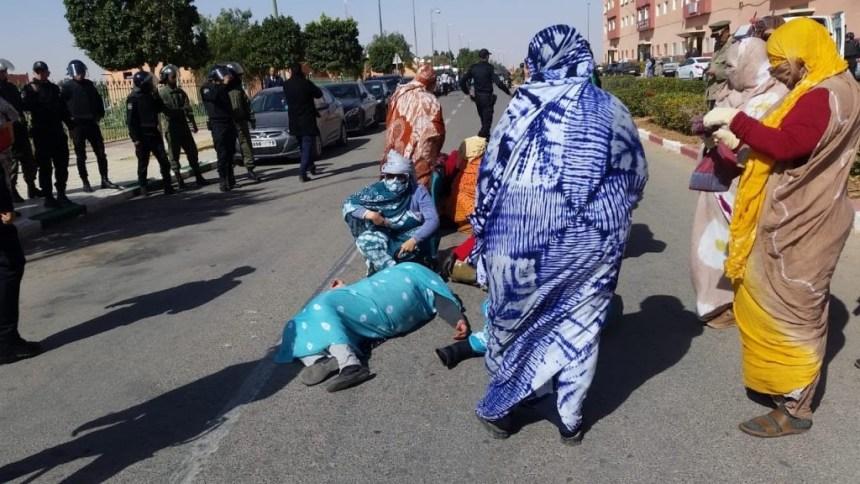 📃 INFORME | Represión marroquí contra civiles saharauis en los territorios ocupados desde el 13 de Noviembre