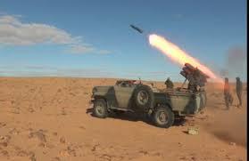 Nuevos ataques del ELPS contra las fuerzas de ocupación marroquí a lo largo del muro militar | Sahara Press Service