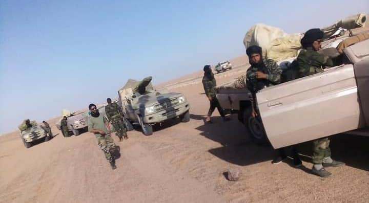 Intensos bombardeos al norte del Sáhara Occidental: Mahbes y Guelta Zemmur se encuentran bajo artillería saharaui