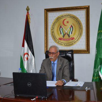 El Presidente de la República afirma que Marruecos rompe el consenso africano   Sahara Press Service