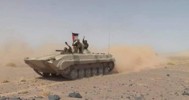 El ELPS bombardea las fuerzas de ocupación en los sectores de Hauza, Farsía y Guelta | Sahara Press Service
