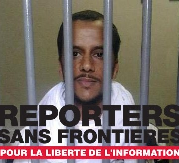 RSF pide la libertad para Lamin Haddi y dice que debe prevalecer el principio de humanidad | Contramutis