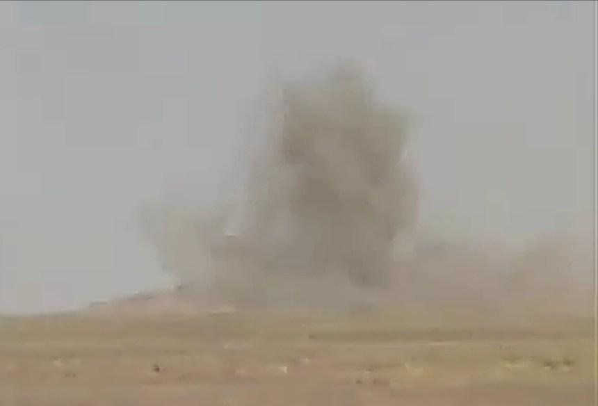 El Ejército Saharaui confirma la destrucción de una base militar marroquí situada en Guelta
