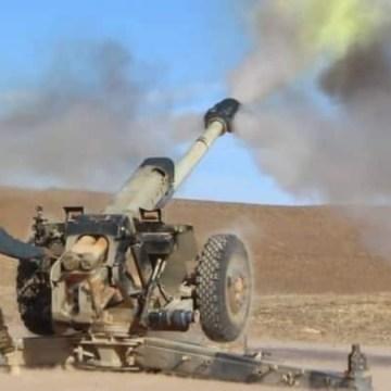 GUERRA EN EL SAHARA   Parte de guerra Nº150