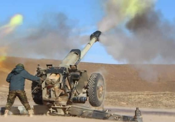 GUERRA EN EL SAHARA | Parte de guerra Nº150