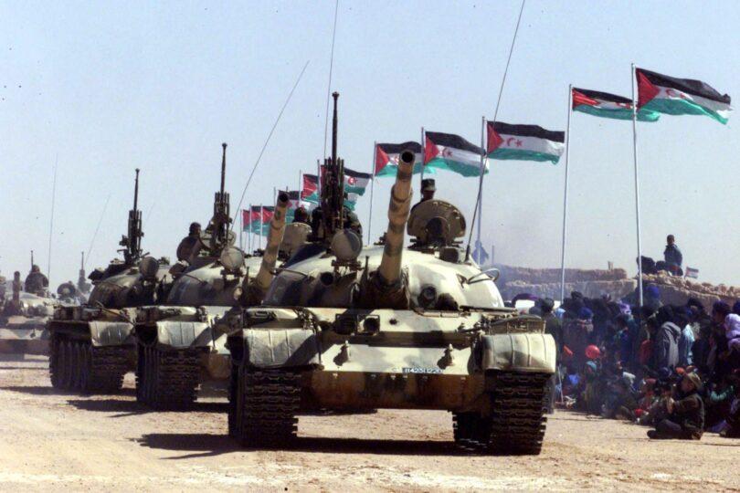 SÁHARA OCCIDENTAL | El Ejército saharaui lleva la guerra a Marruecos el día que éste niega su existencia en el Consejo de Seguridad de la ONU