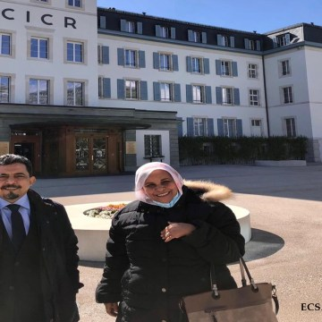 Una delegación saharaui se reunió con Cruz Roja Internacional en Ginebra para tratar la escalada de represión marroquí en los territorios ocupados del Sáhara Occidental
