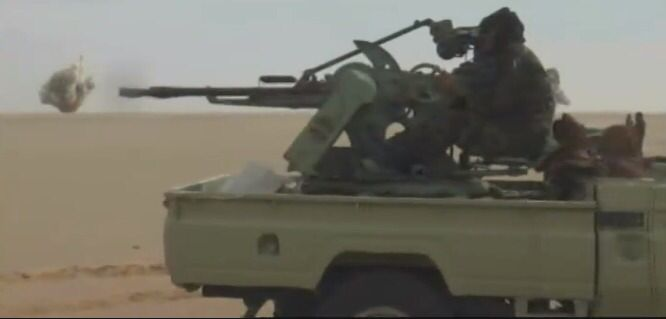 GUERRA EN EL SAHARA   Parte de guerra Nº153 – #GuerraEnLaRASD