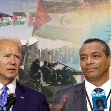 Sidi Omar: »Todavía estamos esperando que Biden revise la decisión de Trump» vs. el Sahara Occidental