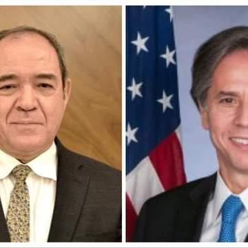 El Ministro de Exteriores argelino se reúne con el Secretario de Estado estadounidense: la cuestión saharaui en el centro de las discusiones