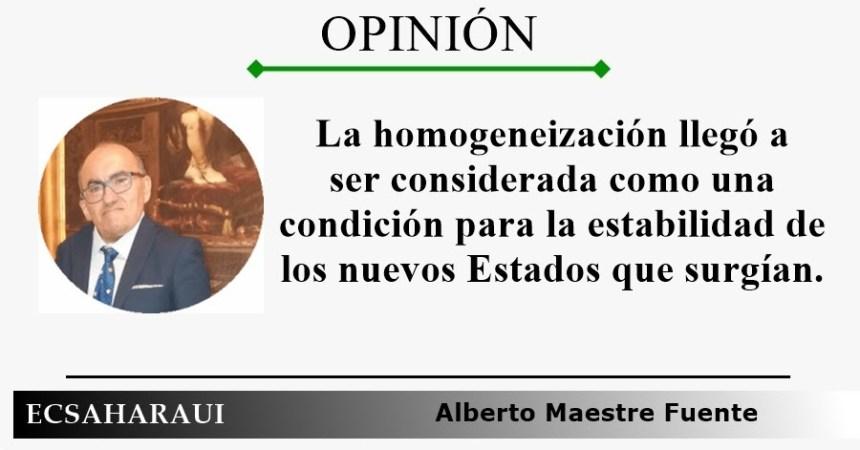 Un Estado impune demasiado tiempo, por Alberto Maestre Fuentes   OPINIÓN en ECSaharaui