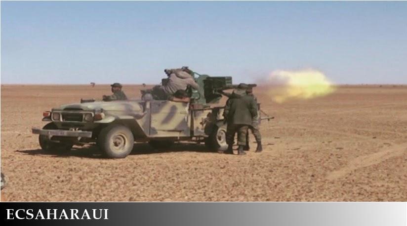 GUERRA EN EL SAHARA | Parte de guerra Nº146