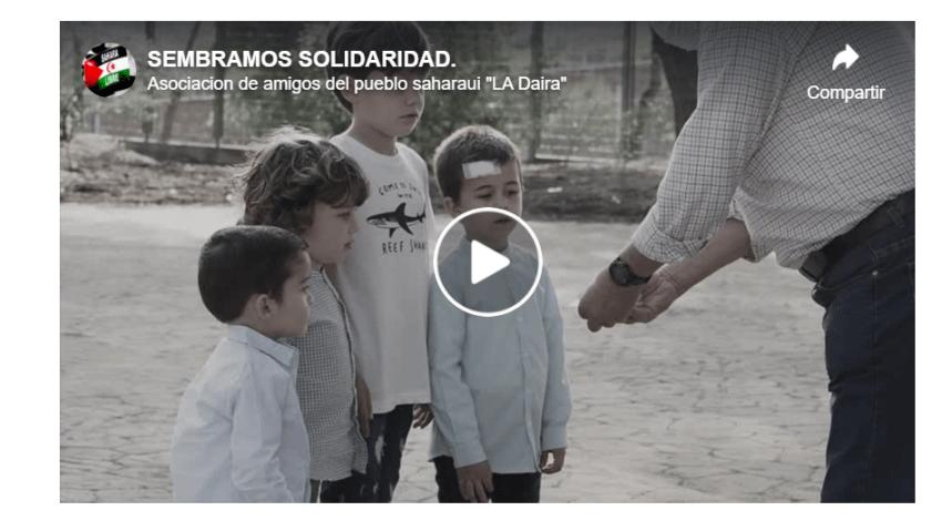 Semillas para 'sembrar' solidaridad en el Sáhara desde la Costa Noroeste