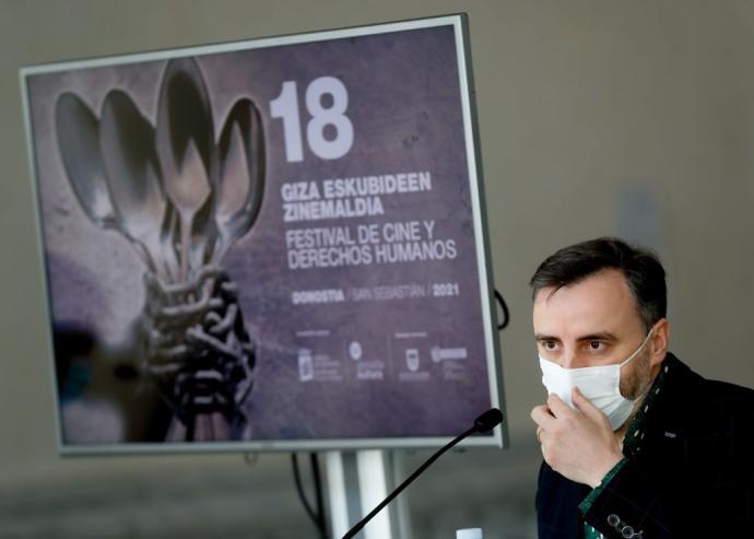 Cine | El Festival de Cine y Derechos Humanos de San Sebastián proyectará 36 películas este año