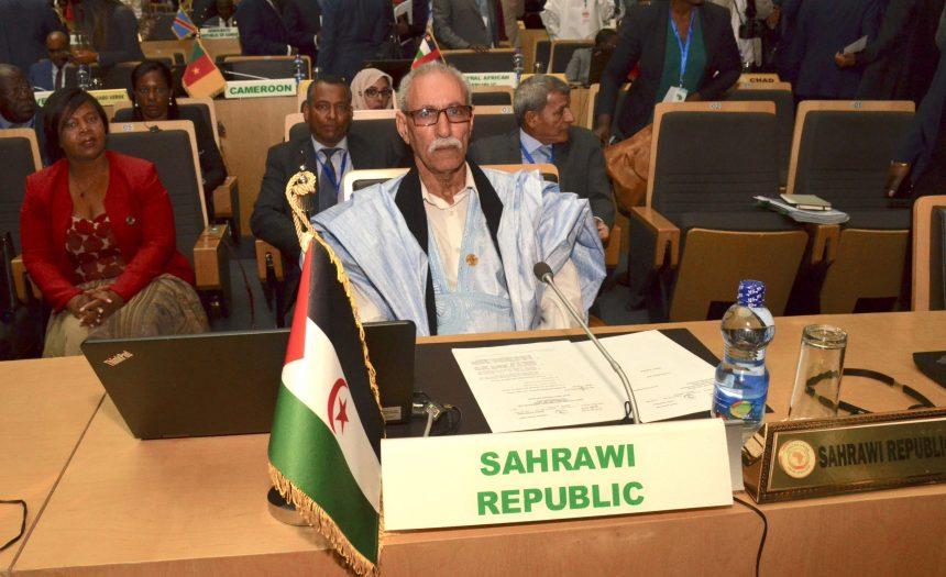 Presidencia: «El estado de salud del presidente de la República no es motivo de preocupación y evoluciona favorablemente»   Sahara Press Service