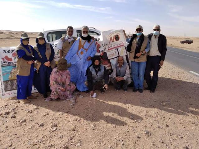 Sahara Occidental: près de 3.000 victimes de mines anti-personnel implantées par le Maroc   Sahara Press Service