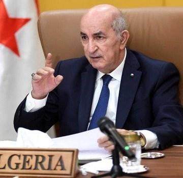 Président Tebboune: le Sahara occidental, une question de décolonisation | Sahara Press Service
