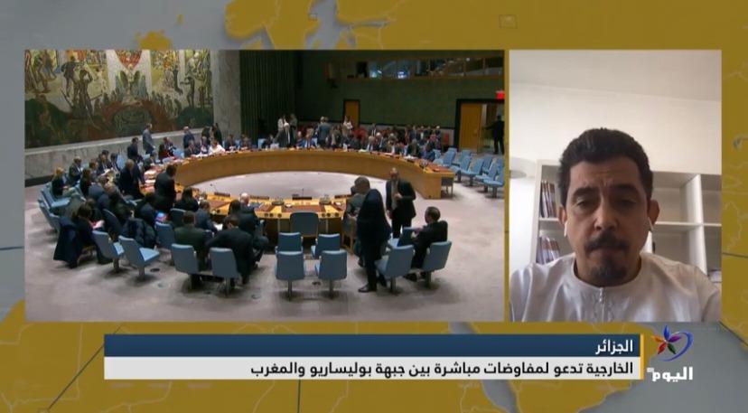 Oubbi Buchraya: »Estamos listos para entablar negociaciones con Marruecos, pero eso no significa detener la luchar armada»