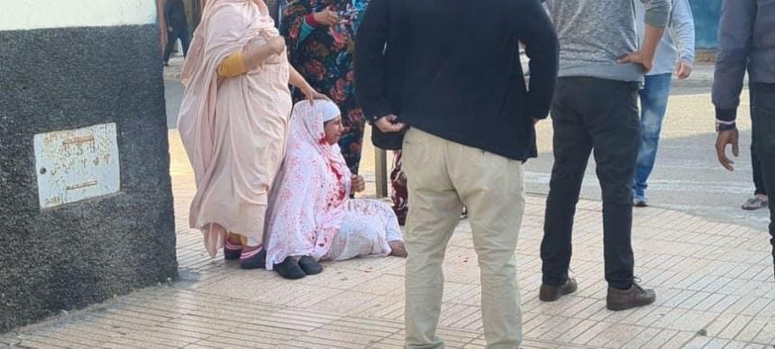 Las fuerzas de ocupación marroquíes allanan el domicilio de Sultana Jaya y persiguen y golpean a las mujeres saharauis en el hospital de Bojador