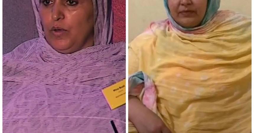 Las fuerzas de represión marroquíes asaltaron esta madrugada la casa de Mina Baali y agredieron a la periodista Salha Butenguiza