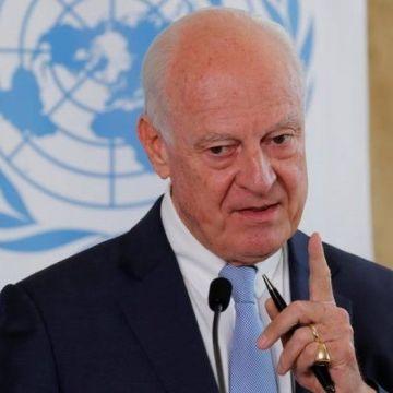 Marruecos bloquea el nombramiento de Staffan De Mistura como enviado especial de la ONU para el Sáhara Occidental