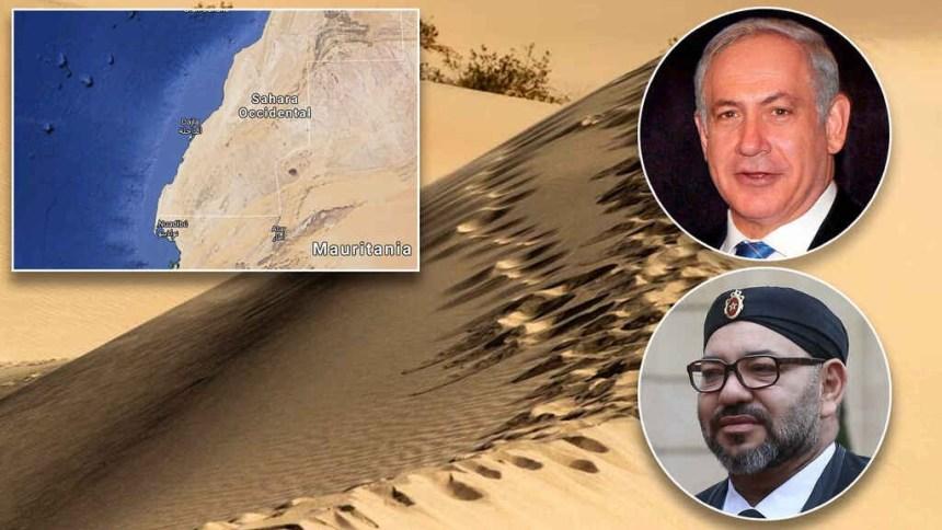 El «Acuerdo del siglo», la desventura del rey Mohamed VI