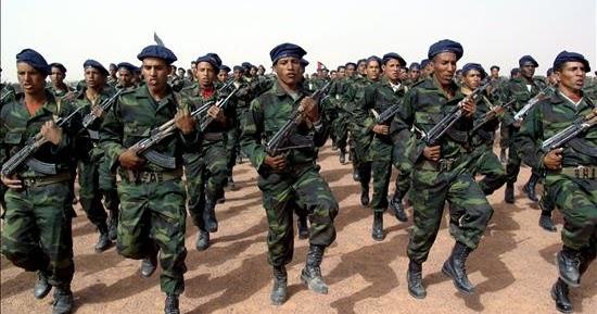 Los jóvenes saharauis decididos a seguir la lucha armada hasta la independencia