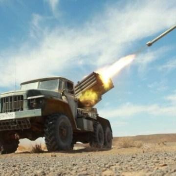 GUERRA EN EL SAHARA | Parte de guerra Nº175