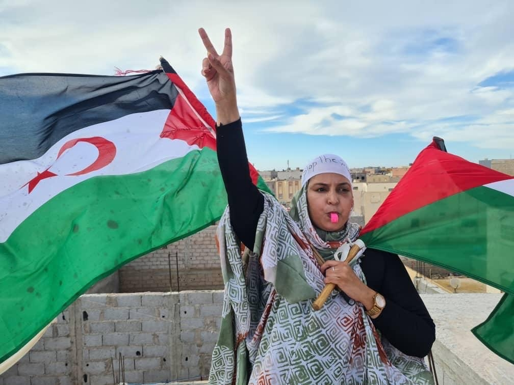 Se constituye en EE.UU un equipo legal para la defensa de la activista saharaui Sultana Jaya