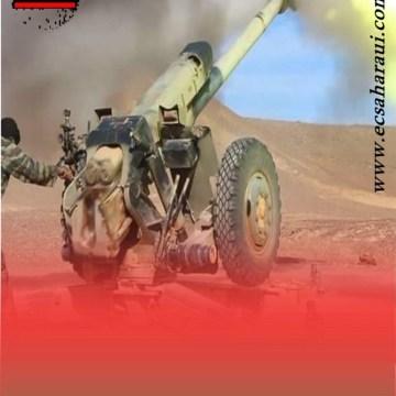 GUERRA EN EL SAHARA | Parte de Guerra N°186