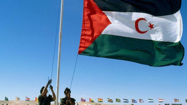 África, Latinoamérica y el Caribe con la lucha del pueblo saharaui