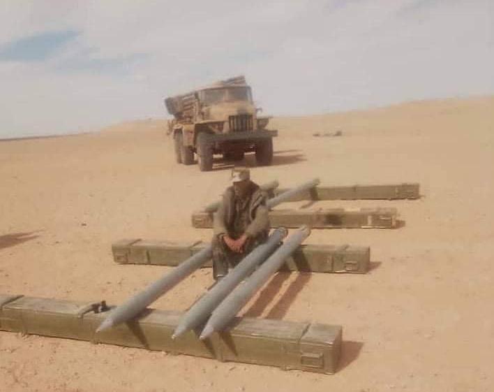 GUERRA EN EL SAHARA | Las fuerzas saharauis alcanzan una base marroquí en Mahbes y atacan a un convoy en Farsia. El ELPS domina la ofensiva en el norte del Sáhara Occidental