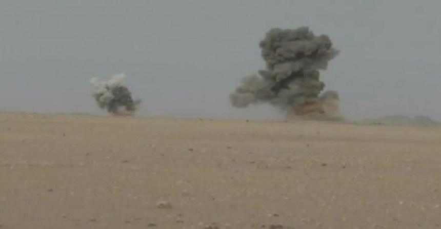 GUERRA EN EL SAHARA | Parte de Guerra Nº199