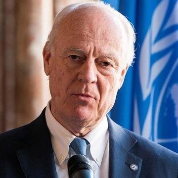 Sahara occidental : el Polisario dio el visto bueno a la designación de Staffan de Mistura como Enviado Especial del Secretario General de la ONU— TSA (en francés)