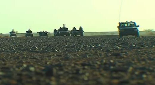 GUERRA EN EL SAHARA   Parte de Guerra Nº171