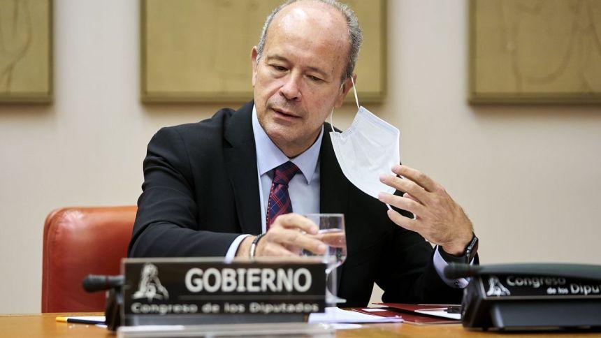 Ministro de Justicia de España anuncia que el gobierno no actuará en el caso de Ghali hasta que la Audiencia Nacional se pronuncie