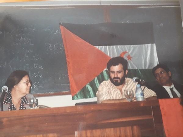 Testimonio de Felipe Briones – CEAS-Sahara