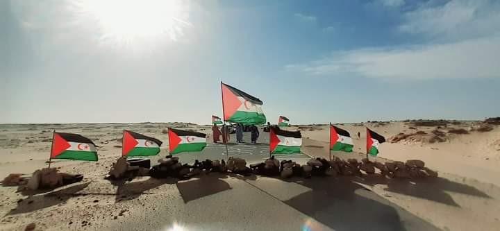 Mohamed VI sobre la Guerra en el Sáhara Occidental: «Es legítimo el ataque contra los manifestantes en Guerguerat»