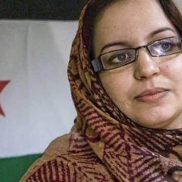 LA PLATAFORMA ASTURIANA PAZ Y JUSTICIA PARA EL PUEBLO SAHARAUI PIDE PROTECCIÓN PARA LA ACTIVISTA SAHARAUI SULTANA JAYA Y SU FAMILIA