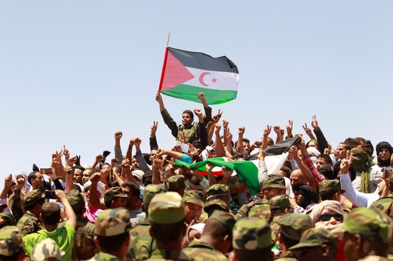 Les autorités d'occupation marocaines coupent l'électricité au domicile d'une militante politique sahraouie pour avoir hisser le drapeau de la RASD au dessus de son domicile   Sahara Press Service