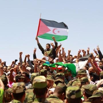Les autorités d'occupation marocaines coupent l'électricité au domicile d'une militante politique sahraouie pour avoir hisser le drapeau de la RASD au dessus de son domicile | Sahara Press Service