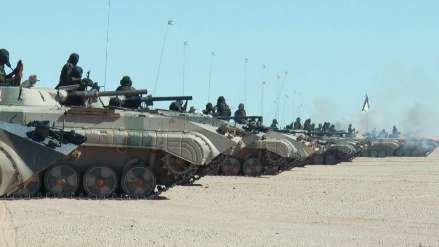GUERRA EN EL SAHARA | Parte de Guerra Nº218