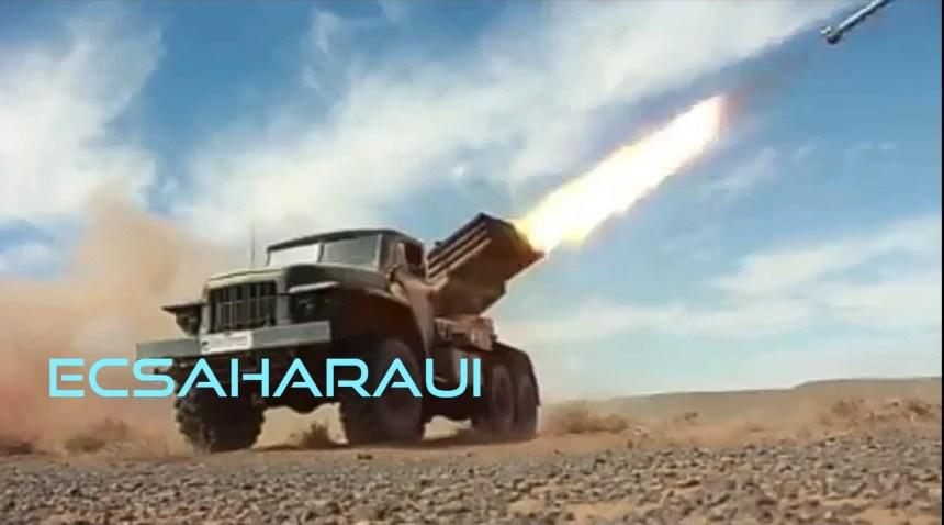GUERRA EN EL SAHARA | Parte de Guerra Nº222