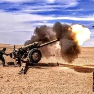 GUERRA EN EL SAHARA   Parte de Guerra Nº220