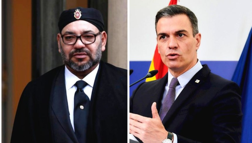 """Marruecos considera que España """"ha facilitado la salida"""" de Ghali a Argelia y prepara una «respuesta adecuada» a esta decisión – #MarruecosCHANTAJEAEspaña"""