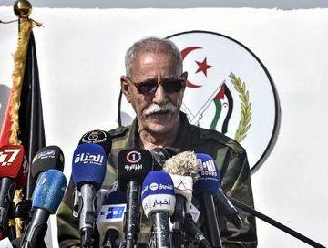 Y el líder del Frente Polisario abandonó España | Contramutis