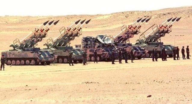 GUERRA EN EL SAHARA | Parte de Guerra Nº224