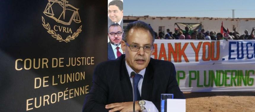 ¿Está Marruecos preparando el terreno para un revés del Tribunal de Justicia Europeo tras la demanda del Frente Polisario?